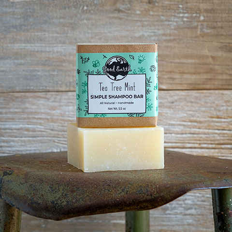 Rosemary Mint Shampoo Bar